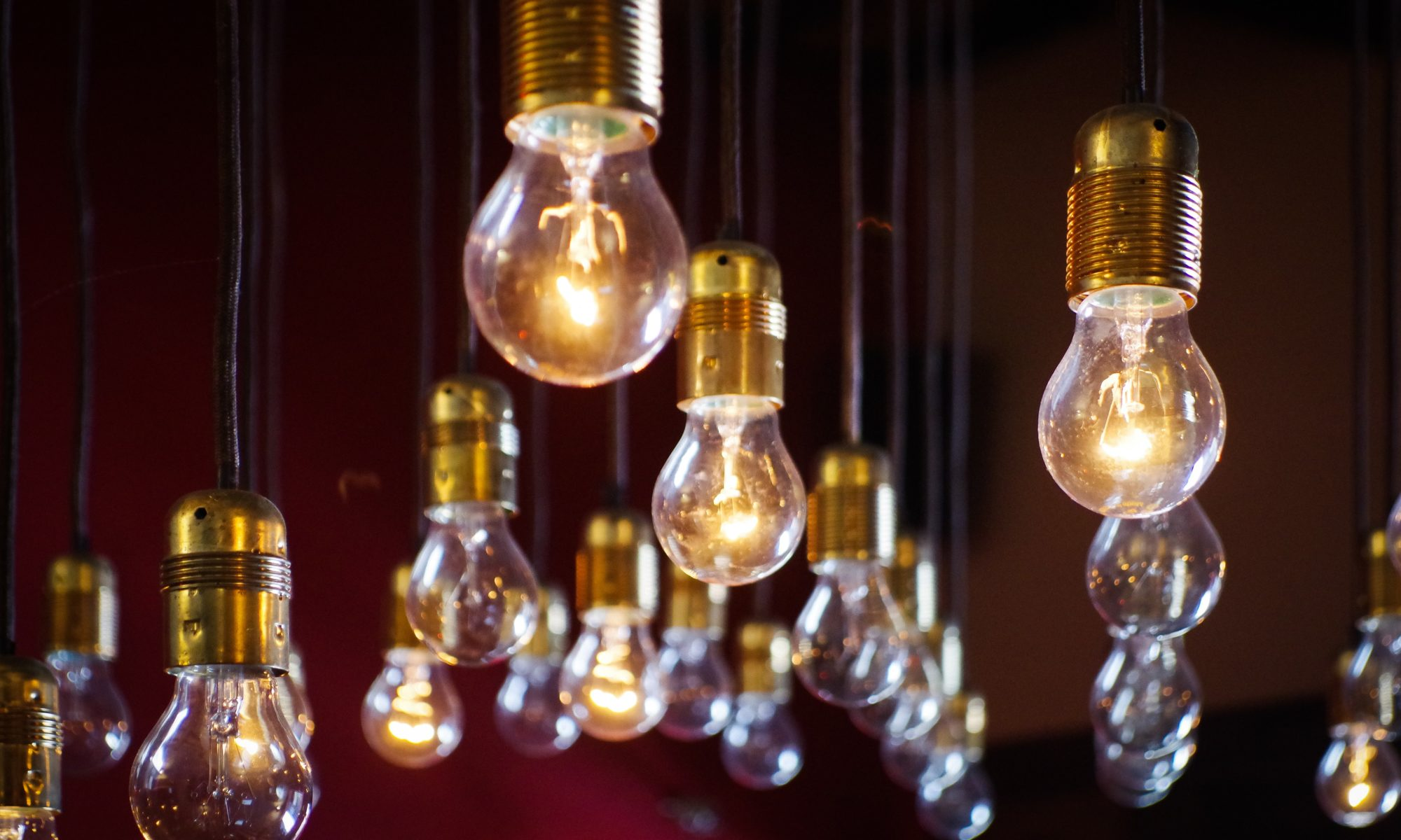 Lightbulbs ambient (PC: Diego Zarpellon)